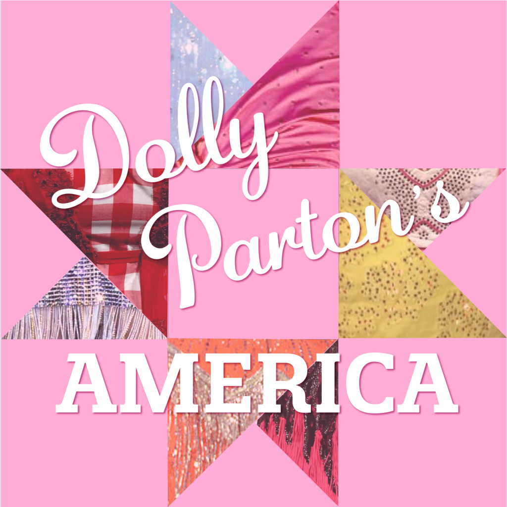 Dolly Parton's American Podcast Logo